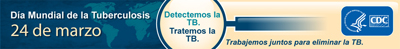 CDC World TB Day Web Banner