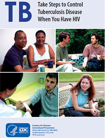 Take Steps to Control TB When You Have HIV PDF file