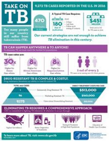 Take on TB Infographic