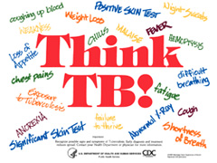 Think TB poster