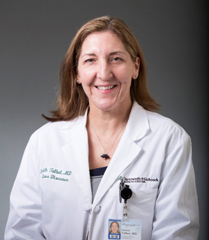 Dr. Elizabeth Talbot is the current TB Medical Director & Deputy State Epidemiologist