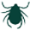 clipart image of a tick