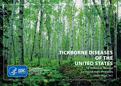 Tickborne diseases of the united states tick borne diseases for healthcare providers reference manual cover thumbnail tickborne diseases of the us sciox Images