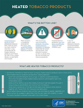 Heated Tobacco Products PDF