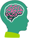icon of brain