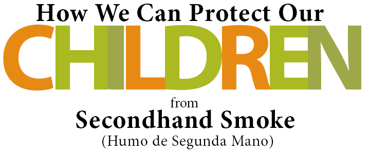 How we can protect our children from secondhand smoke
