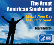 Make it your day to quit for good. Learn more.