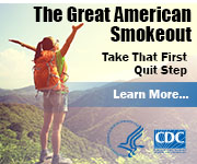 Take that first quit step. Learn more.