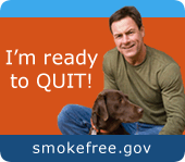 Smokefree.gov - I'm ready to quit!