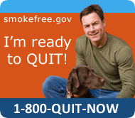 Link to Smokefree.gov