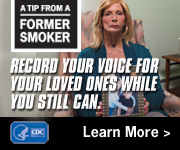 A Tip from a Former Smoker: Record your voice for your loved ones while you still can.