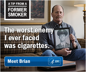 A Tip from a Former Smoker: The worst enemy I ever faced was cigarettes.