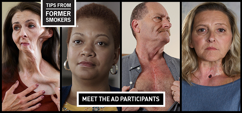 Tips From Former Smokers - Meet The Ad Participants