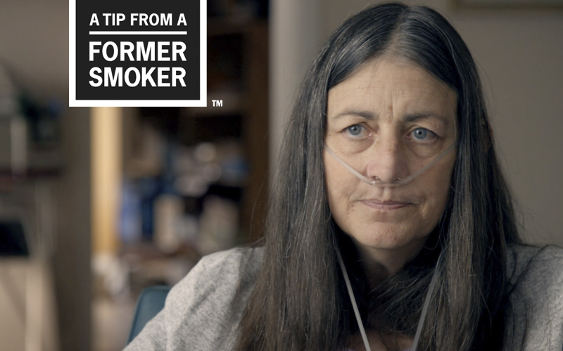Becky - It Goes With Me - A Tip From a Former Smoker