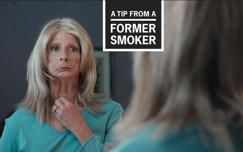 Terrie's Tips Commercial - A Tip From A Former Smoker
