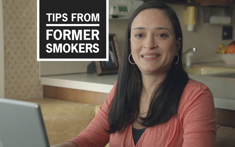 Cessation Tips Commercial - A Tip From a Former Smoker