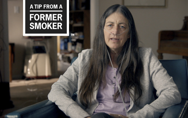 Becky's Tips Commercial - A Tip From a Former Smoker