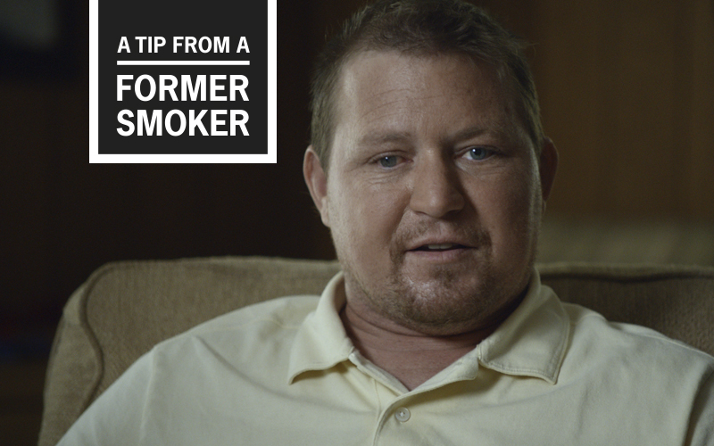 Bill's Tips Commercial - A Tip From a Former Smoker