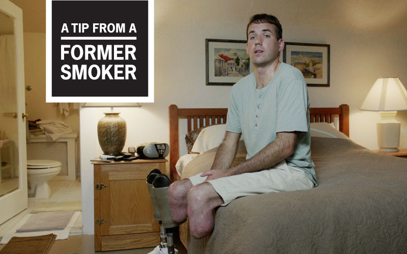 Bill's Tip Ad - A Tip From a Former Smoker