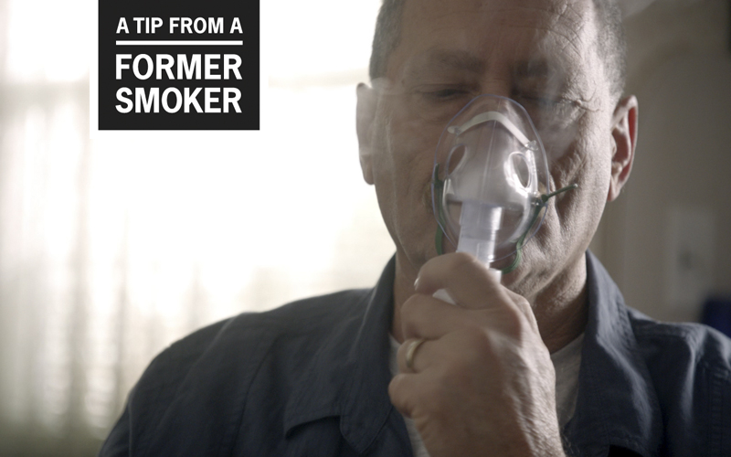 "Brian's ""Part of Who I Was"" Story - A Tip From a Former Smoker"
