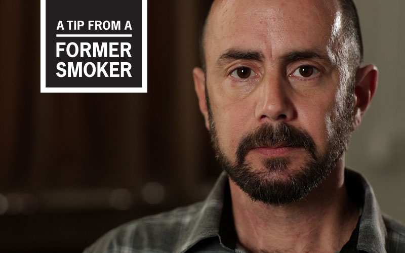 "Brian's ""Stroke and Slow Recovery"" Story - A Tip From a Former Smoker"