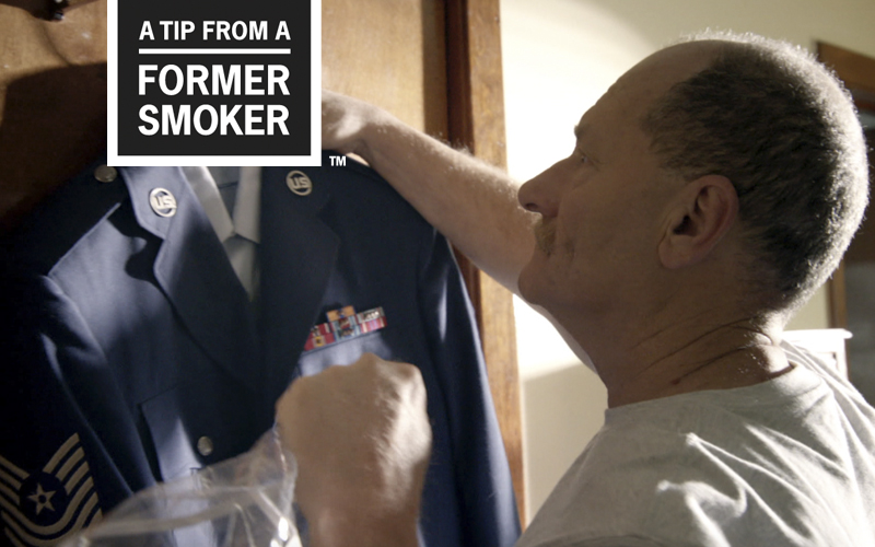Brian's Tips Commercial - A Tip From a Former Smoker