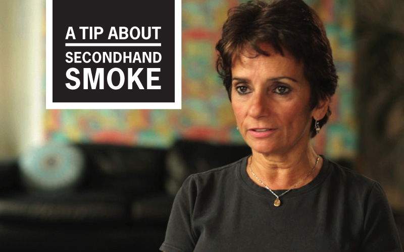 Ellie - Asthma Attack - A Tip From a Former Smoker