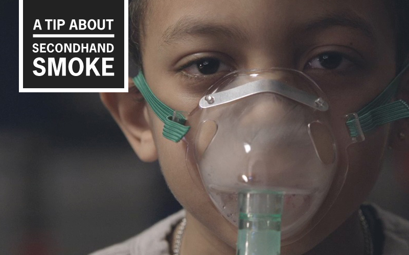 Jessica's Asthma Tips Commercial - A Tip about Secondhand Smoke