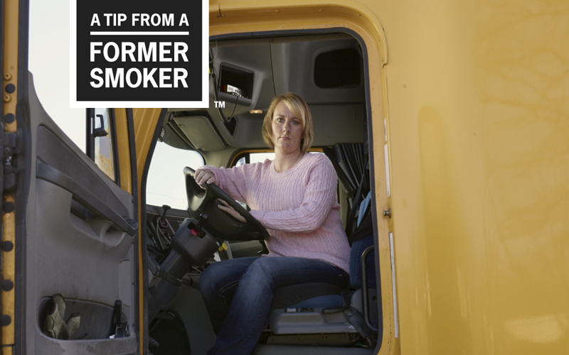 Kristy's Tips Commercial - A Tip From a Former Smoker