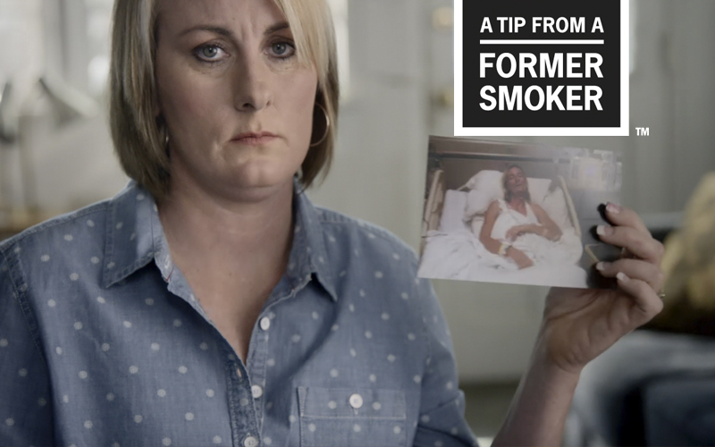 "Kristy's ""It Wasn't Better for Me"" Story - A Tip From a Former Smoker"