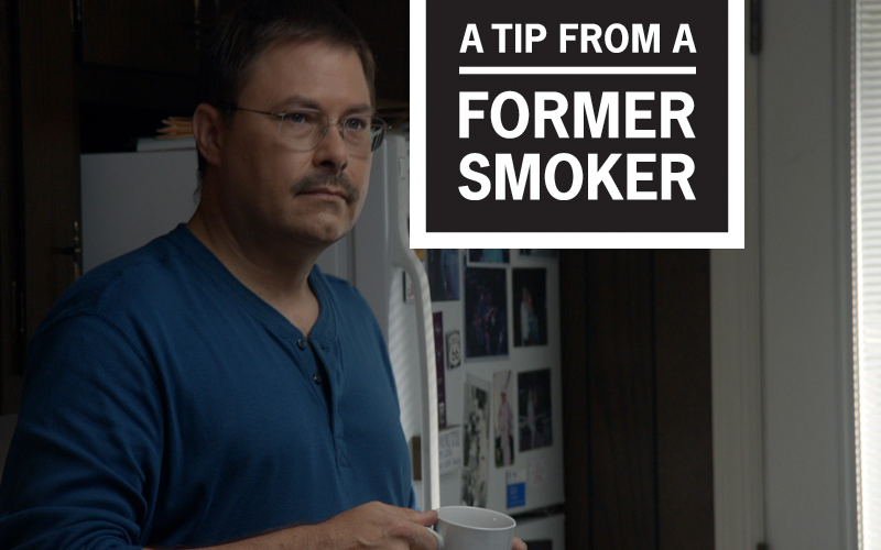 Mark's Story - A Tip From a Former Smoker