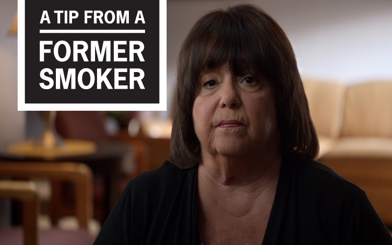 Marlene's Tips Commercial - A Tip From a Former Smoker