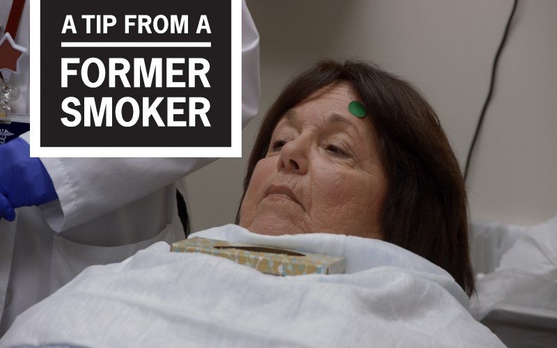 "Marlene's ""Treatment"" Story - A Tip From a Former Smoker"