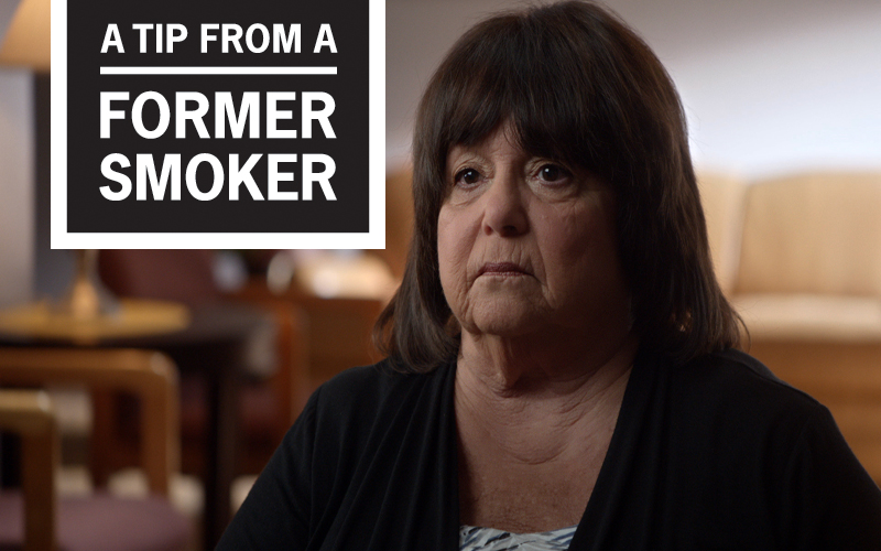 "Marlene's ""Vision Loss"" Story - A Tip From a Former Smoker"