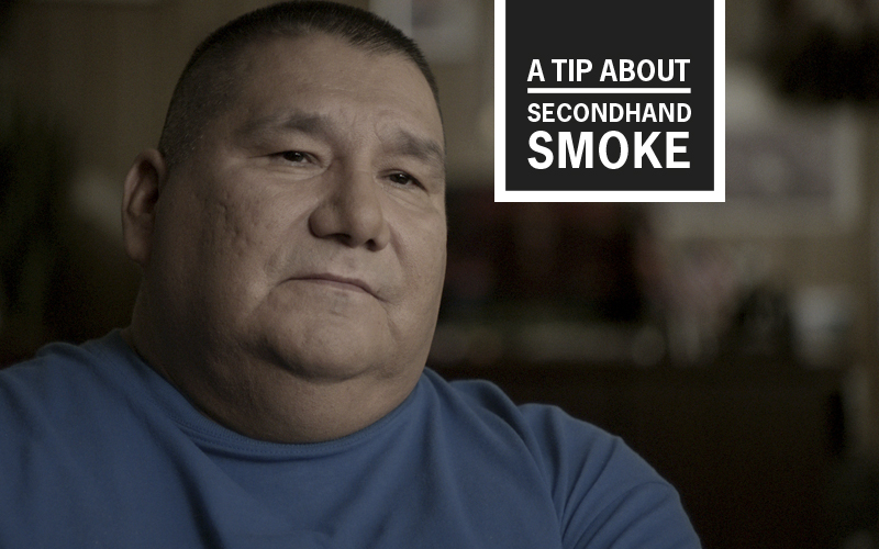 Nathan's Tips Commercial - A Tip About Secondhand Smoke