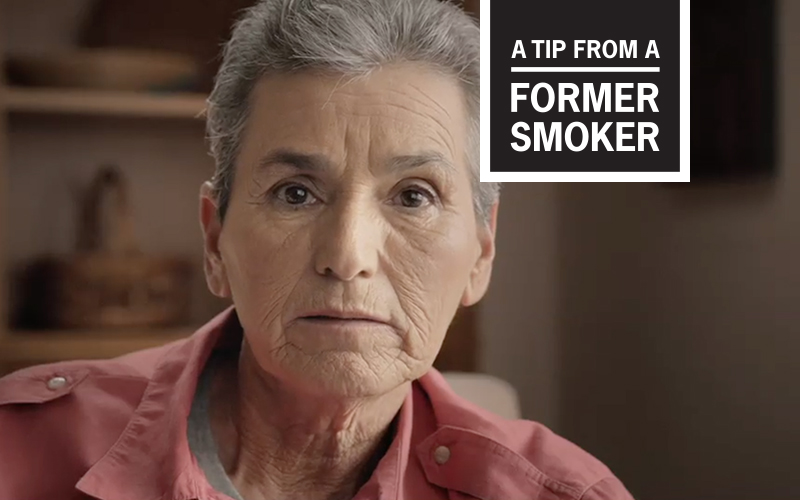 Rose's Tips Commercial - A Tip From A Former Smoker