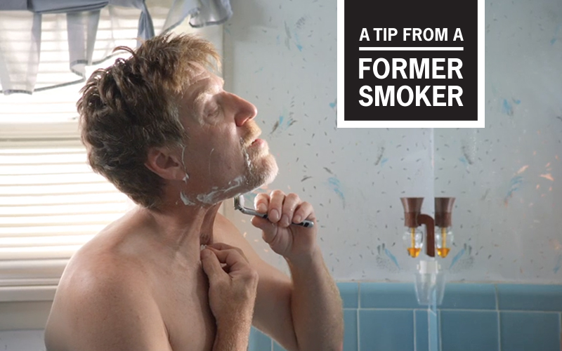 Shawn's Tips Commercial - A Tip From A Former Smoker