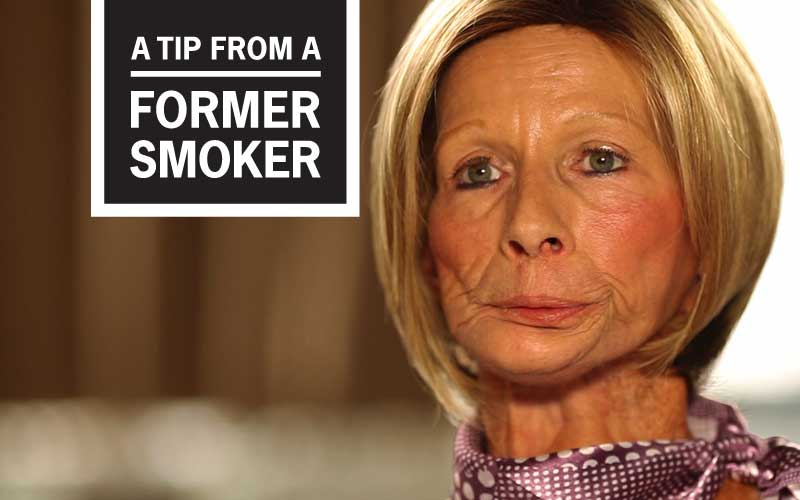 "Terrie's ""Terrie, What Are You Doing?"" Story - A Tip From A Former Smoker"
