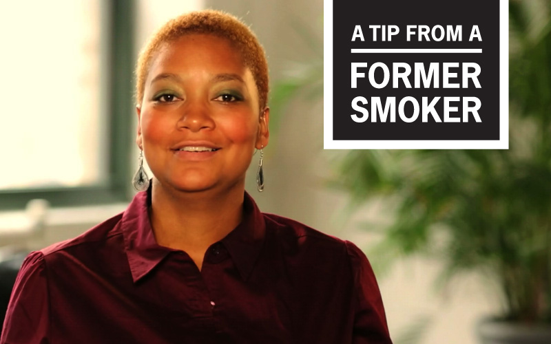 "Tiffany's ""How I Quit Smoking"" Story - A Tip From A Former Smoker"