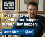 A Tip from a Former Smoker: Those things you say will never happen to you? They happen.