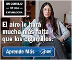 Un consejo de una exfumadora. El aire le hará mucha más falta que los cigarrillos. Aprende más.