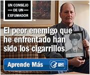 Un consejo de un exfumador. El peor enemigo he enfrentado han sido los cigarrillos. Aprende más.