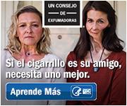 Un consejo de exfumadoras. Si el cigarrillo es su amigo, necesita una mejor. Aprende más.