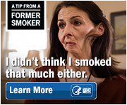 A Tip From A Former Smoker. I didn't think I smoked that much either. Learn More.