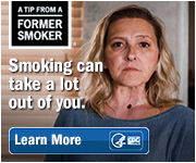 A Tip From A Former Smoker: Smoking can take a lot out of you