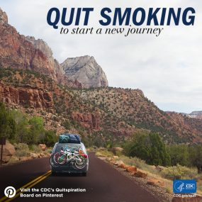 CDC Tobacco Free on Pinterest