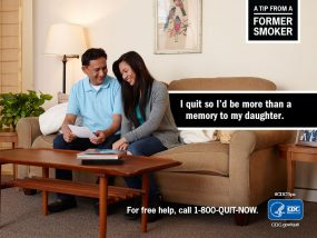 A Tip From A Former Smoker: I quit so I'd be more than a memory to my daughter.