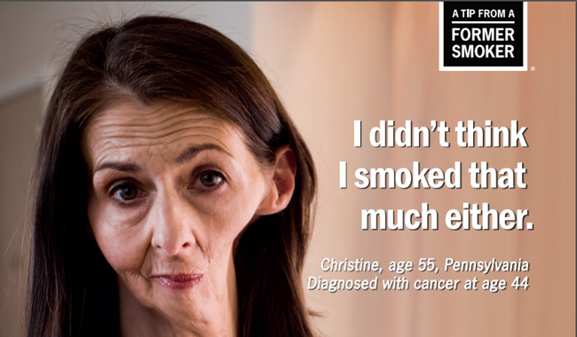 Christine's Tip: Smoker