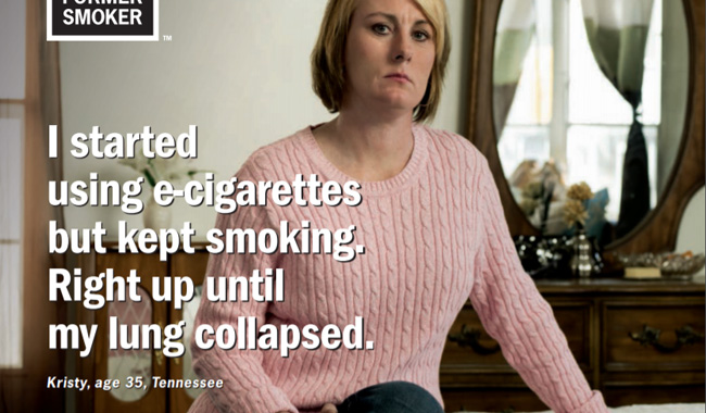 Kristy's Story | Real Stories | Tips From Former Smokers | CDC