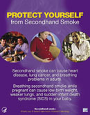 Protect yourself from secondhand smoke.